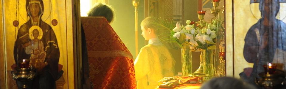 Собор великомученика георгия победоносца в одинцове во сколько богослужение